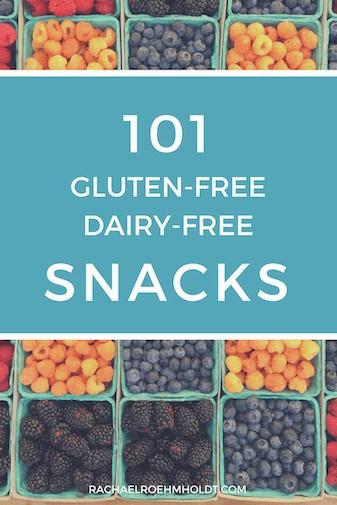 101 GFDF Snacks