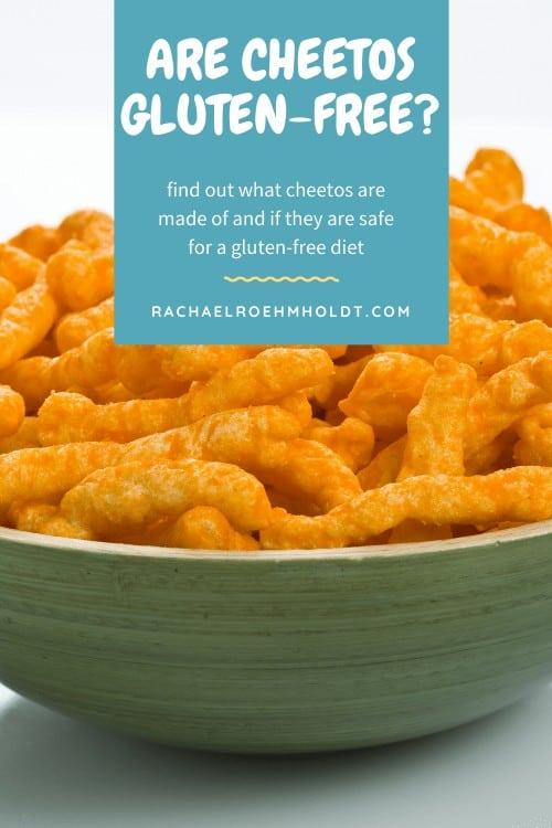Are Cheetos Gluten-free?