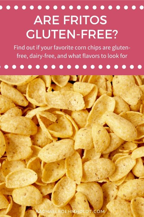 Are Fritos gluten-free?