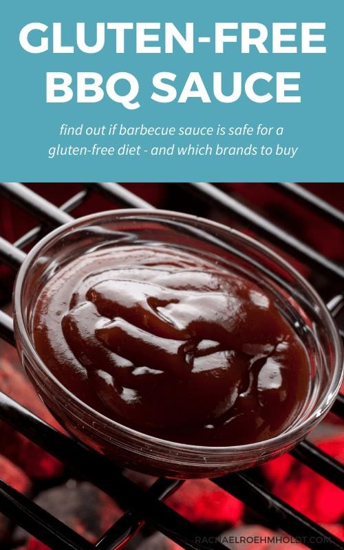 Gluten-free BBQ Sauce