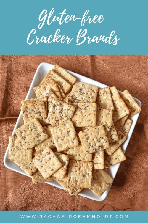 Gluten-free Cracker Brands