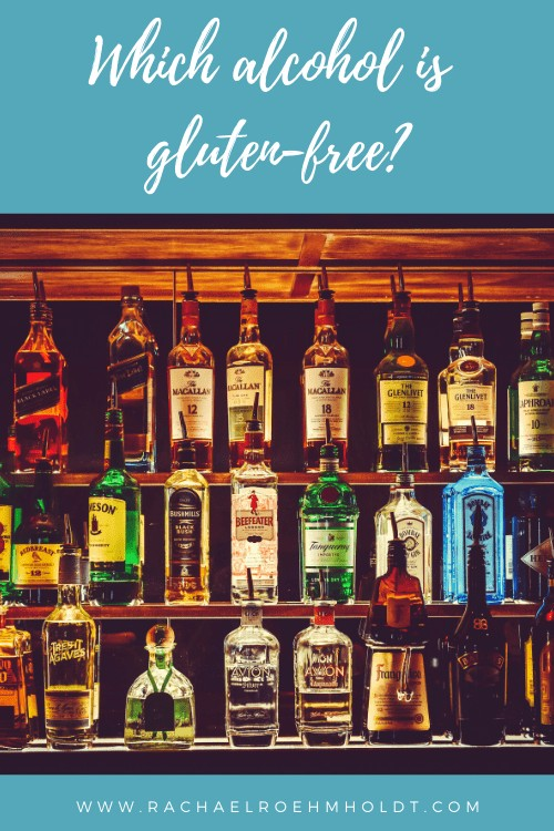 Which alcohol is gluten-free?
