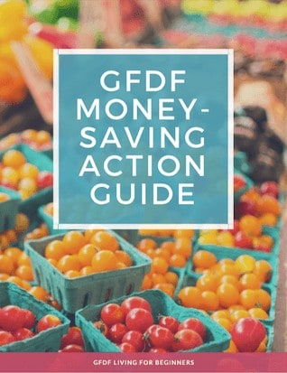 Gluten and Dairy-free Diet - GFDF Money Saving Action Guide