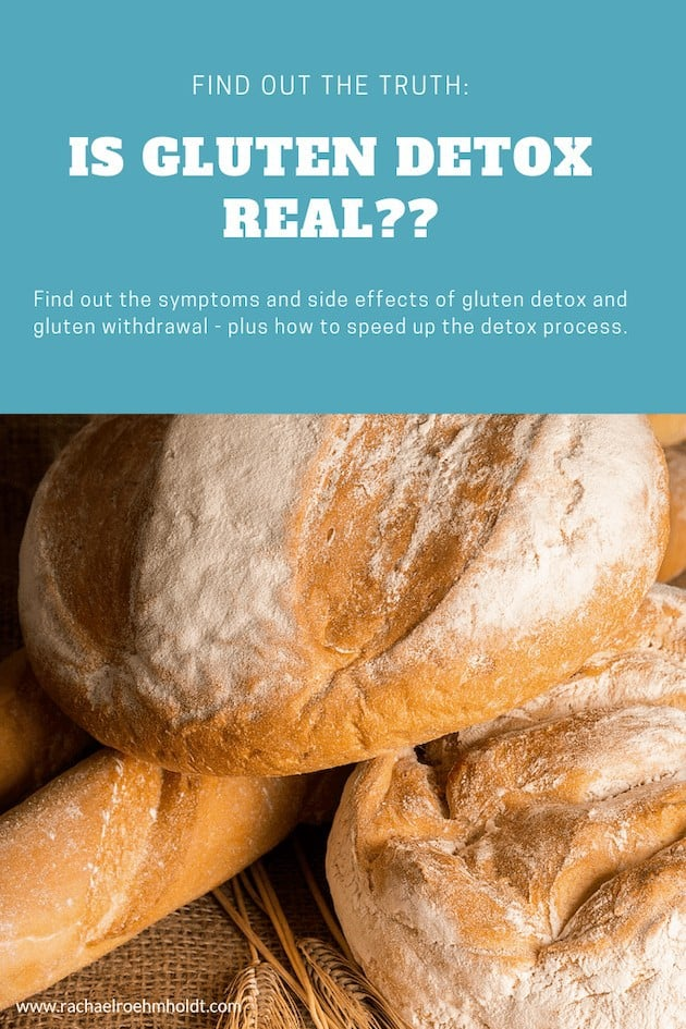 Find out the truth: Is gluten detox real?
