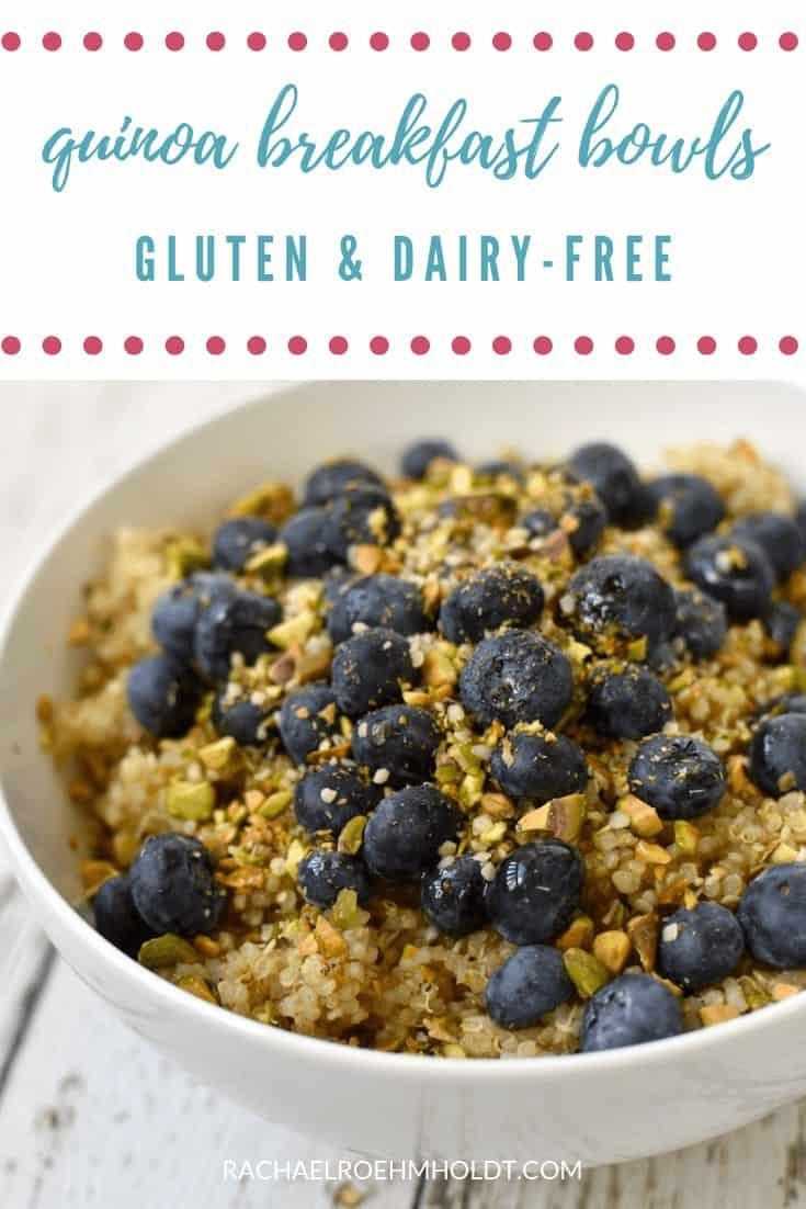 Quinoa Breakfast Bowl Recipe