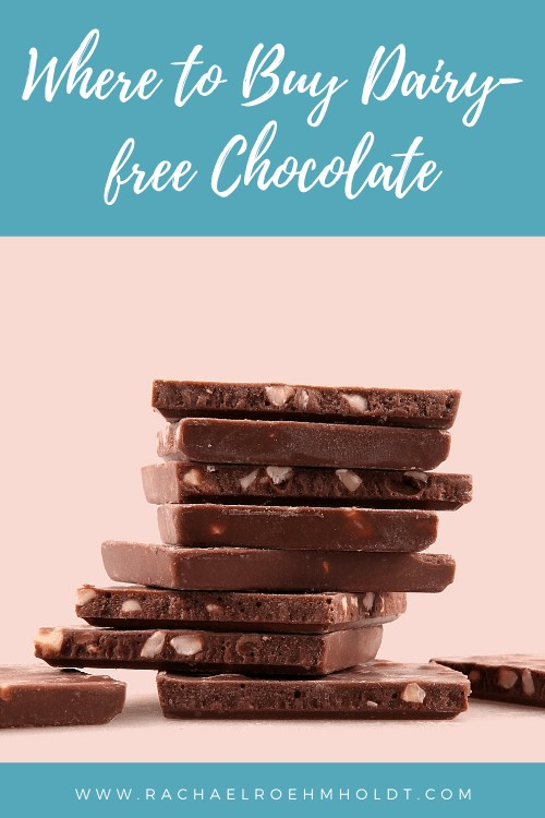 Where to buy dairy-free chocolate