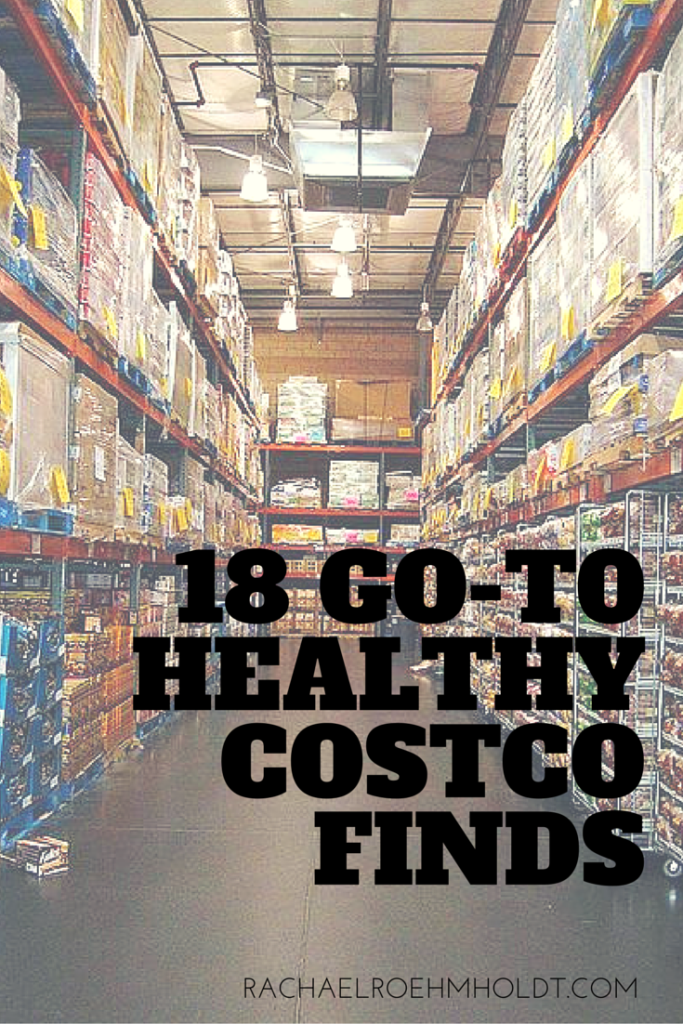 30 GO-TO HEALTHY COSTCO FINDS | RachaelRoehmholdt.com