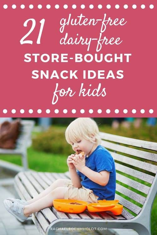 21 Gluten-free Dairy-free Store Bought Snacks For Kids