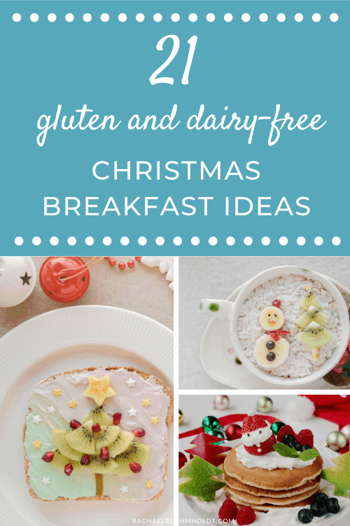 21 gluten-free dairy-free Christmas breakfast ideas