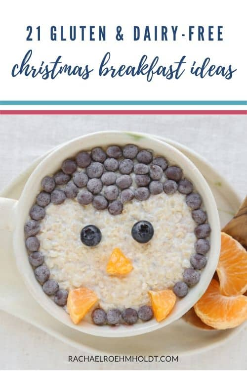 21 gluten and dairy-free Christmas breakfast ideas