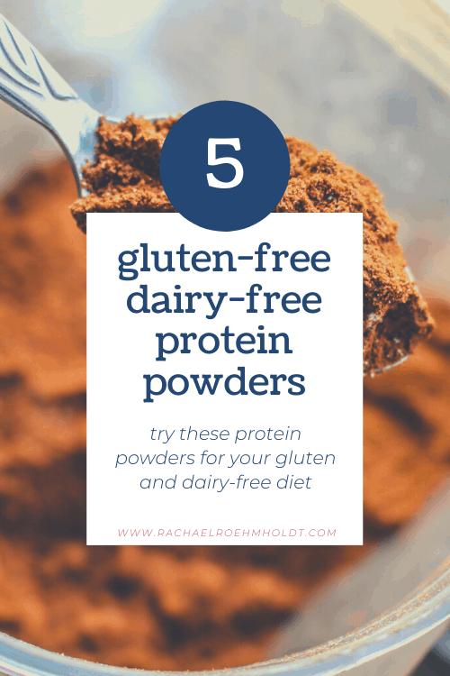 5 Best Gluten and Dairy-free Protein Powders