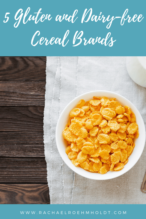 5 Gluten and Dairy-free Cereal Brands