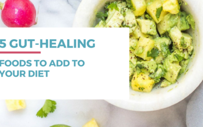 5 Gut-Healing Foods to Add to Your Diet