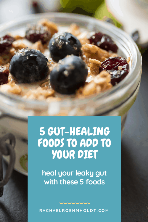 5 Gut Healing Foods to Add to Your Diet