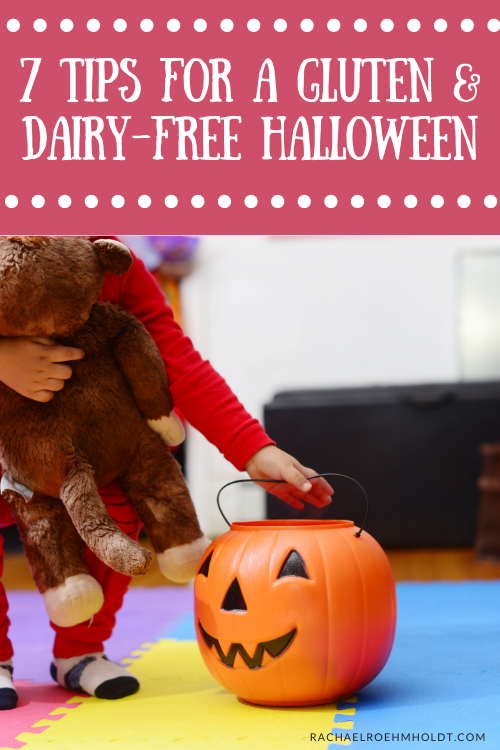 7 Tips for a gluten and dairy free halloween