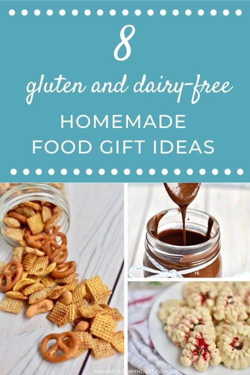 8 gluten and dairy-free homemade food gift ideas