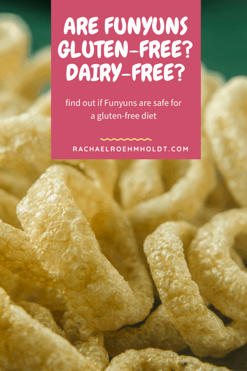 Are Funyuns Gluten-free?