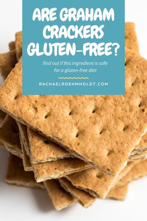 Are Graham Crackers Gluten free?