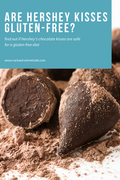 Are Hershey's Kisses Gluten-free?