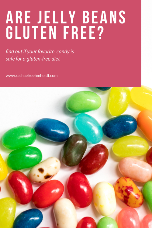 Are Jelly Beans Gluten-free?