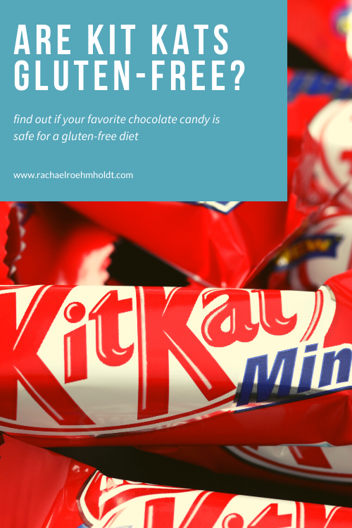 Are Kit Kats Gluten-free?