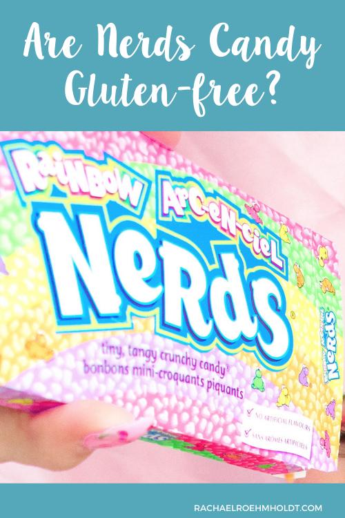 Are Nerds Candy Gluten-free?
