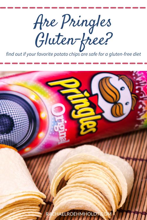 Are Pringles Gluten-free