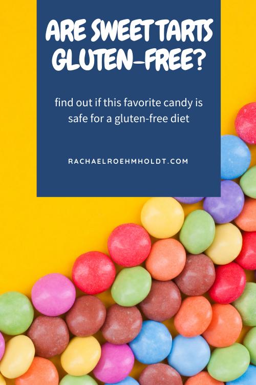 Are Sweet Tarts Gluten-free?