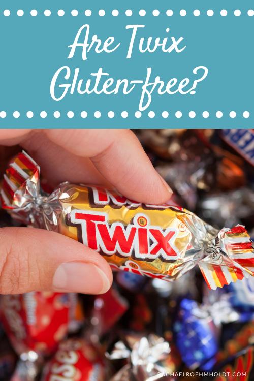 Are Twix Gluten free?