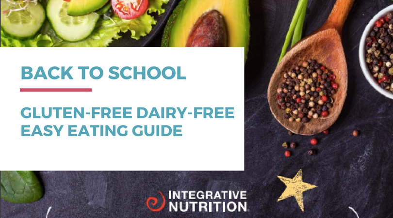 Back to School Easy Eating Guide