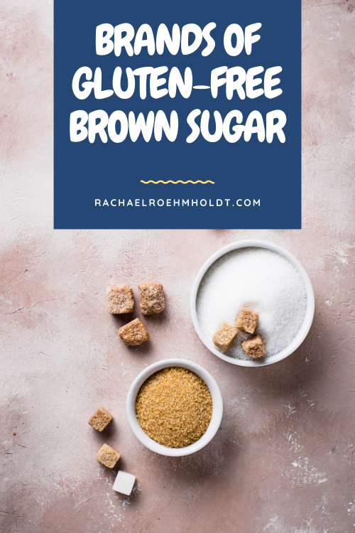Brands of gluten free brown sugar