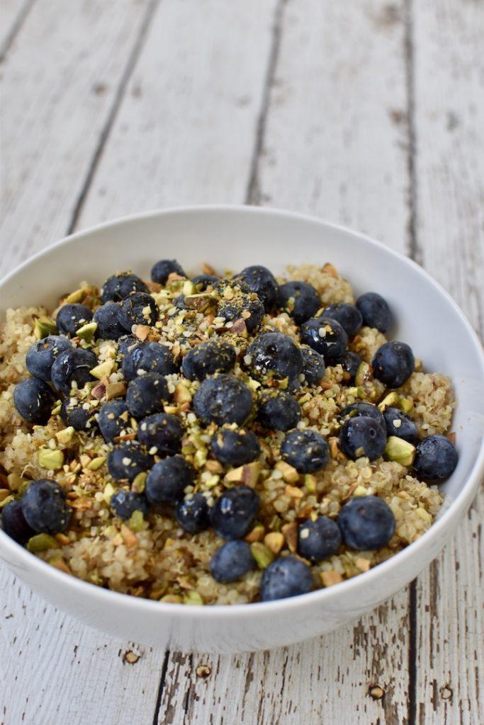 Gluten-free dairy-free breakfast idea: breakfast bowls