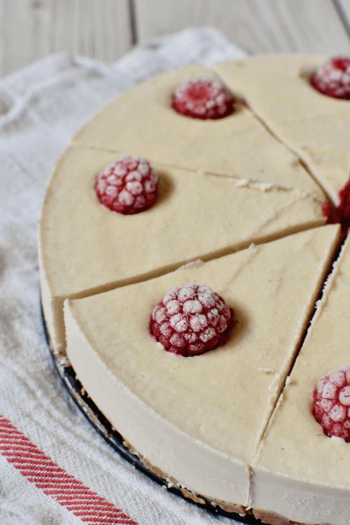 Gluten-free Cheesecake (Dairy-free, Egg-free)