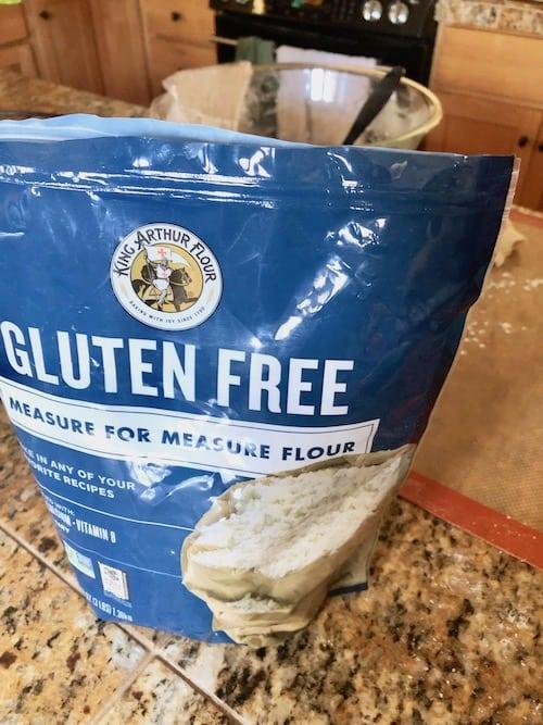 Gluten-free King Arthur Measure for Measure Blend