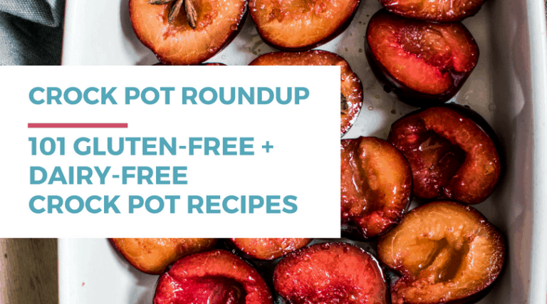 101 Gluten-free Dairy-free Crockpot Recipes
