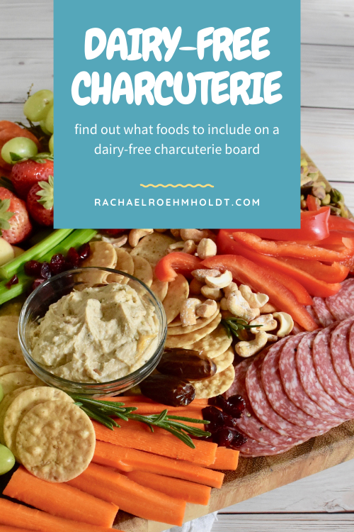 Dairy-free Charcuterie
