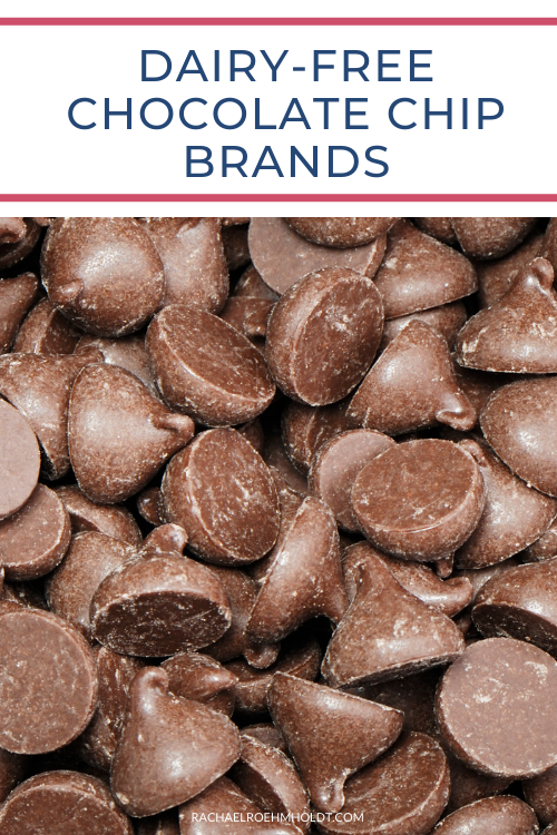 Dairy-free Chocolate Chip Brands