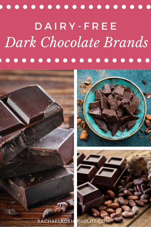 Dairy-free Dark Chocolate Brands