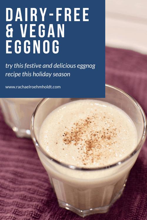 Dairy-free Eggnog