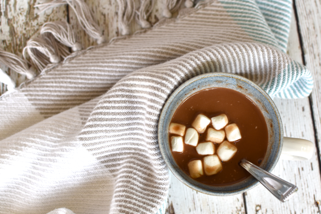 Dairy-free Hot Chocolate Mix