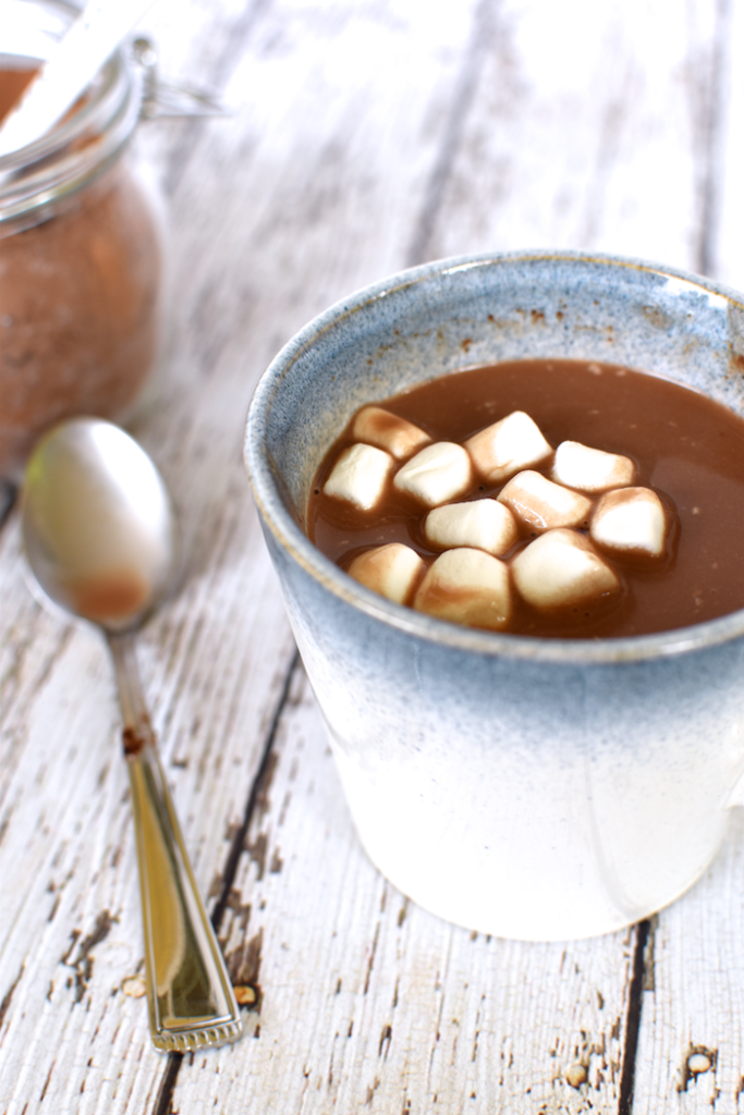 Dairy-free Hot Chocolate Mix - plus 7 flavor variations