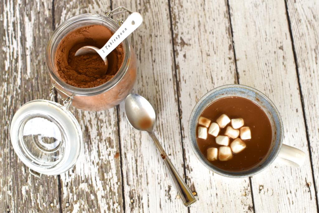 Dairy-free Vegan Hot Chocolate Mix