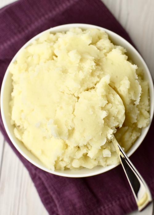 Dairy-free Mashed Potatoes
