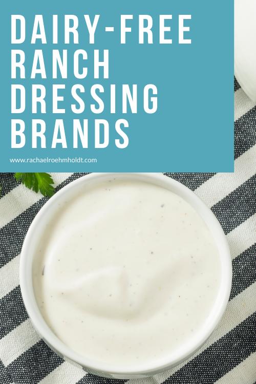 Dairy-free Ranch Dressing Brands