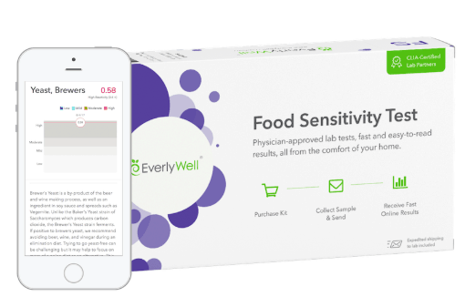 How to Complete an EverlyWell Food Sensitivity Test