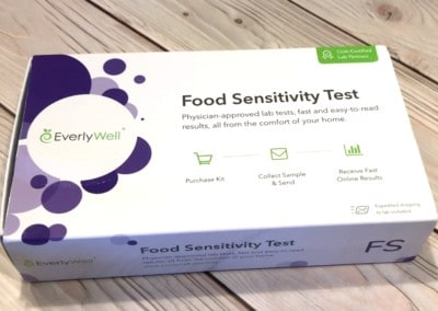 EverlyWell Food Sensitivity Test Kit