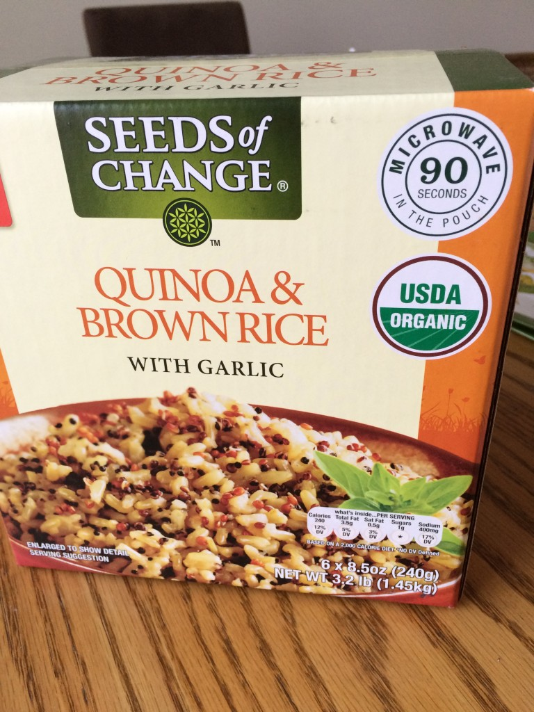 Quinoa & Brown Rice | Gluten-free Costco Finds | RachaelRoehmholdt.com