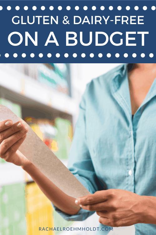Gluten & Dairy free On a Budget (1)