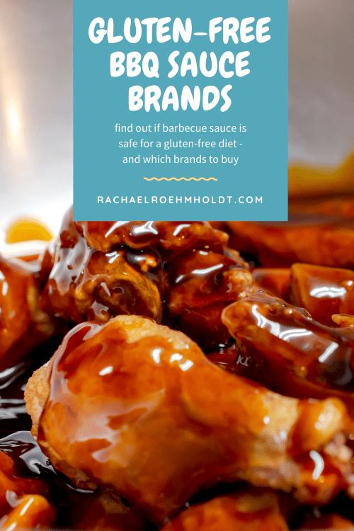 Gluten-free BBQ Sauce Brands
