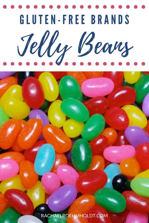 Gluten free Brands Jelly Beans